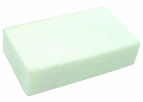 Picture of a Prang Vinyl White Block Erasers 72067397010