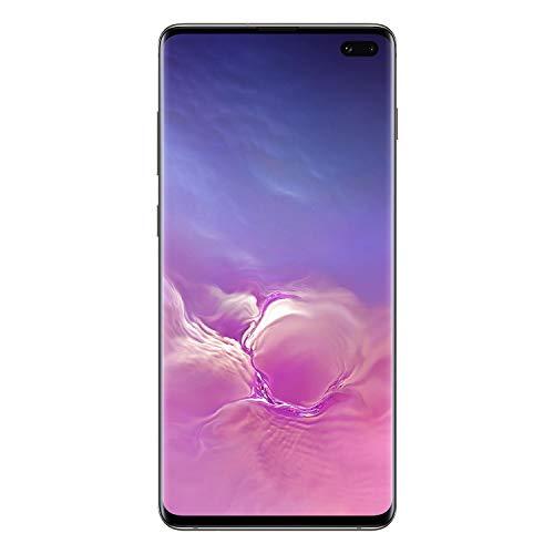 Samsung Galaxy S10 Plus Dual SIM 512GB 8GB RAM 4G LTE (UAE Version) - Ceramic Black - 1 year local brand warranty