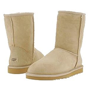 Classic Tall UGGs Beige Size 5 UK