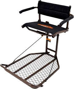 Copper Ridge Outdoors Tree Stand - Ultra Comfort Deluxe Hang On - 24x32