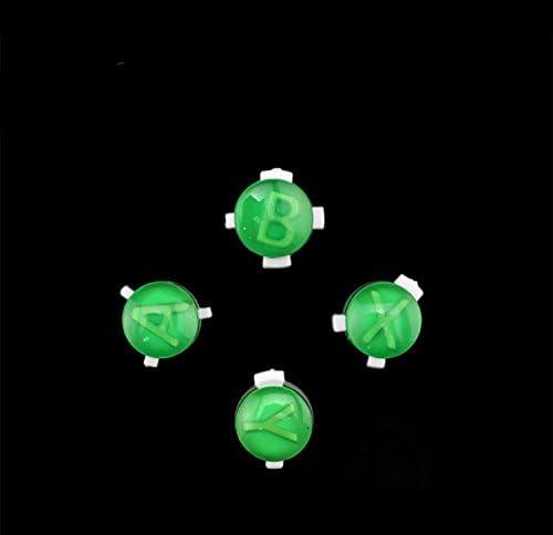 A B X Y ABXY - Juego de Botones para Mando Xbox One S Slim Elite ...