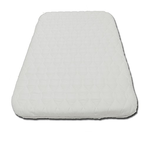 -[ SUZY® Microfibre Hypoallergenic Crib Mattress 4cm Thick: Compatible With The Next To Me Crib