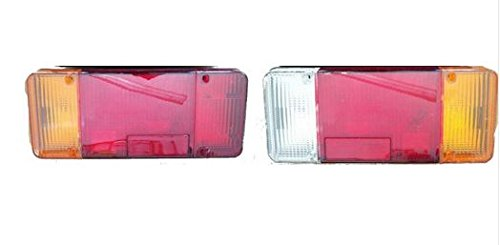 2 X Tail Light Rear lamp for Iveco Daily 1984-1999