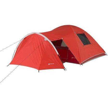 Ozark Trail 8' x 8' Tent with Vestibule, Sleeps 4