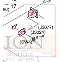 HP RG5-5699-040CN End paper sensor assembly - Contains Tray 2 and 3 paper length detection switches