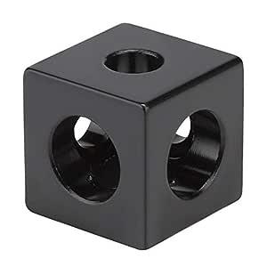 ASHATA Accesorios para impresoras 3D, Conector de Esquina de ...