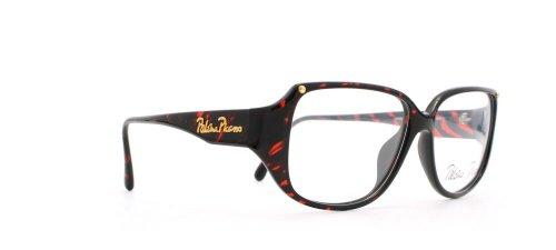 Paloma Picasso - Monture de lunettes - Femme Rouge rouge
