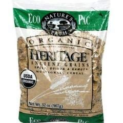 Heritage Flakes Cereal (6-32 oz bags) Heritage Flakes Cereal