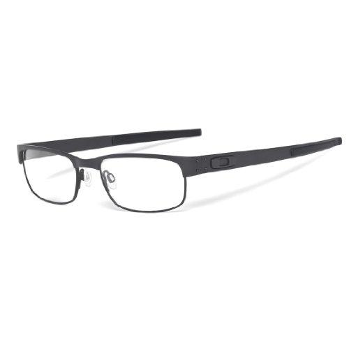 Oakley Metal Plate Matte Black 22-198 Size 53-18 (Oakley Twenty Black Frame)