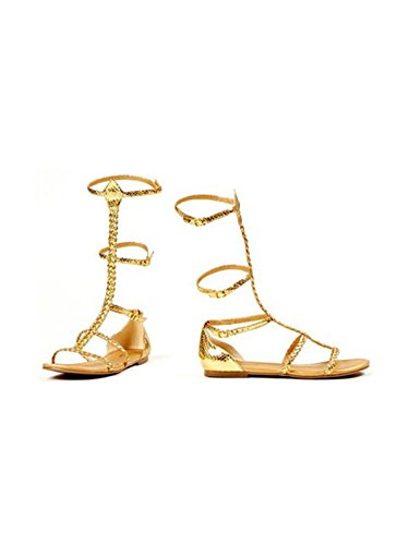 Ellie Shoes Women's 015-cairo, Gold, 8 M -