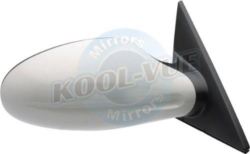 Sedan Mirrors Assembly (Kool-Vue NS39ER Power Passenger Side Mirror Assembly)