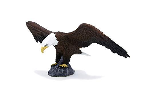 - MOJO American Bald Eagle Toy Figure