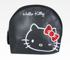 (Hello Kitty Cosmetic Pouch: Tartan)