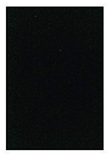 Crescent Colored Mat Board, 32 x 40 Inches, Raven Black 989, Pack of 10 - 405198 by Crescent