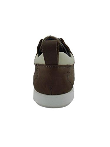 Zerimar Zapato Náutico de Piel Para Hombre Náutico Para Hombre cuero