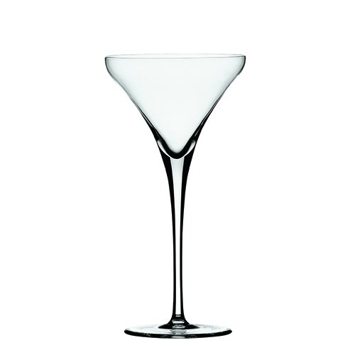 Spiegelau Willsberger Martini Glass (Set of 4), 8.75 oz, Clear by Spiegelau