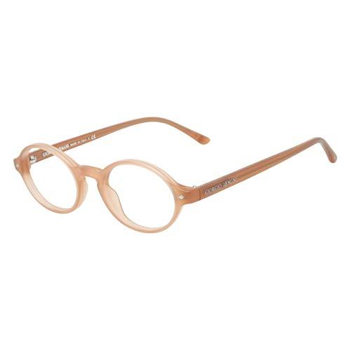 GIORGIO ARMANI Eyeglasses AR 7008 5009 Matte Peach 46MM