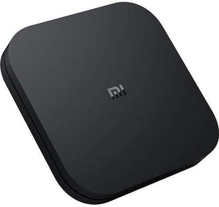 Comprar Xiaomi MI TV BOX S - Reproductor streaming en 4K Ultra HD, Bluetooth, Wi-Fi, Asistente de Google con Chromecast, Negro