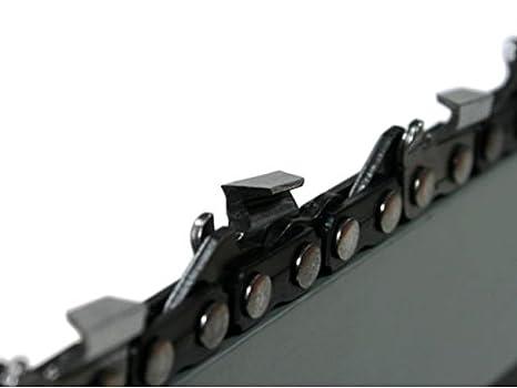 S/ägenspezi F/ührungsschiene Schwert 40cm 325 67TG 1,6mm passend f/ür Stihl 026 MS260 MS 260