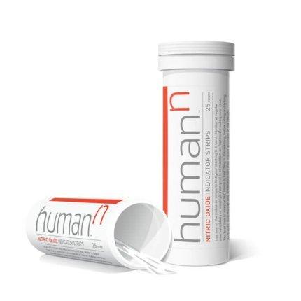 HumanN - Nitric Oxide Test Strips 25 Strips 1 Tube of 25 Strips