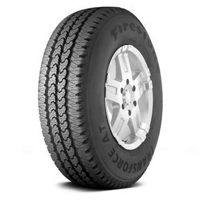 (Firestone Transforce AT Radial Tire - 275/70R18 125S)