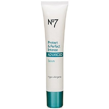Boots No7 Protect and Perfect Intense Advanced Serum Pump 1 Ounce 30 Milliliter