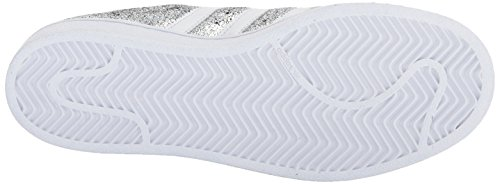 Adidas Originals Women's Superstar W Sneaker, Supplier Colour/White/Core Black, 6 M US