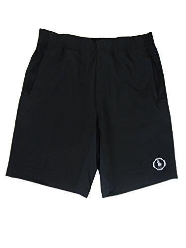 Polo Sport Ralph Lauren Men's Body Mapped Shorts (Small, Polo Black)