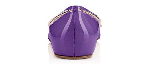 Kolnoo , Coupe fermées femme - violet - Violett, 37