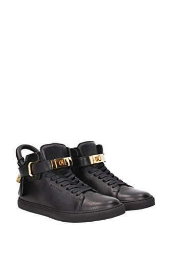 BUSCEMI Sneakers Uomo - Pelle (1007SP14BLK) 42 EU Éxito De Ventas Para La Venta Enchufe De Fábrica De La Venta Barata Precio Barato De Salida HfYsX0Ob