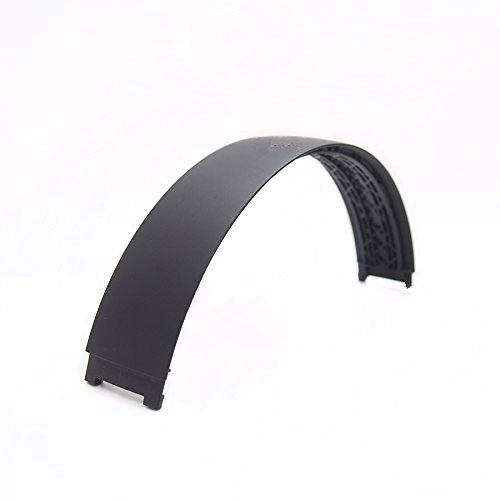 Replacement Headband top parts for Monster Beats by Dre Studio 2.0 Headphone repair Black Matte