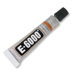 Mini E6000 Glue for Jewelry Making