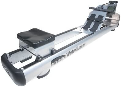 WaterRower M1 LoRise Rowing Machine with S4 Monitor