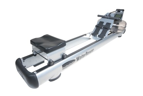 Water Rower M1 LoRise Rowing Machine with S4 Monitor For Sale