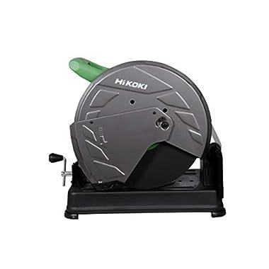 HiKOKI CC14STD 14 inch 2200-Watt Cut-Off Machine, Green 9