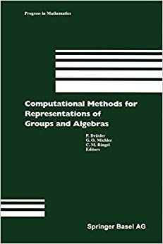 Computational Methods For Representations Of Groups And Algebras: Euroconference In Essen (germany), April 1–5, 1977 Descargar PDF