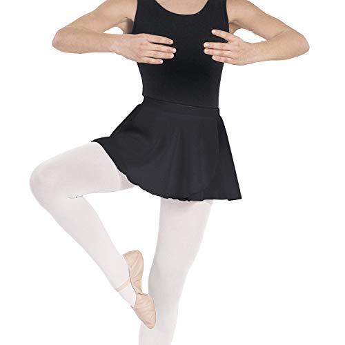 - Eurotard 10127 Child Pull-On Skirt,Black,Medium