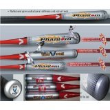 Vikram Sports 2018 Phantom Tee Ball Bat 24 Inch 12 oz (-12) made from 7046 Plus Aerospace Alloy by at Factory Direct Price//Tee Ball Sticker will be attached