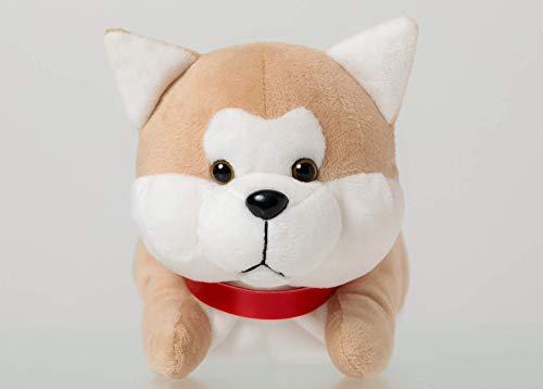 秋田犬 ぬいぐるみポーチ BOOK 画像 C