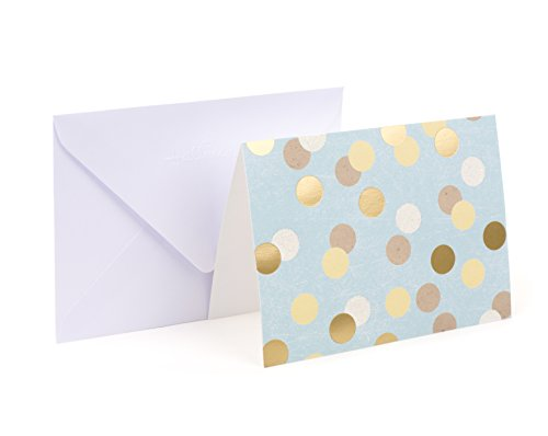 Hallmark Notecards (Flowers and Dots, 50 Cards and Envelopes) Photo #3