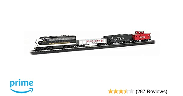 Amazon com: Bachmann Trains - Thoroughbred Ready To Run