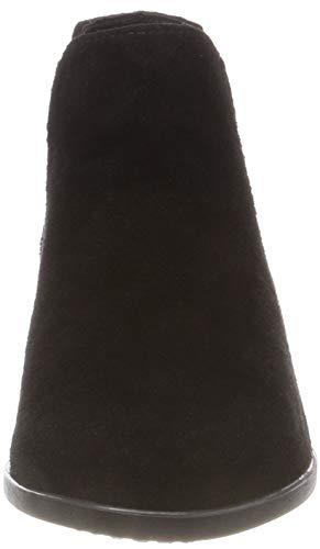 Bottes 25038 Chelsea Tamaris Noir 21 1 Femme black PEqndAtwn