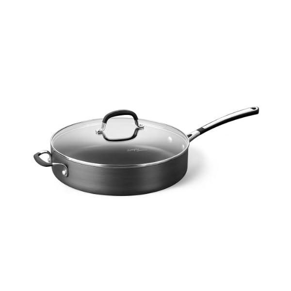 Calphalon Simply Pots and Pans Set, 10 Piece Cookware Set, Nonstick 3