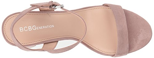BCBGeneration Women's Becca Sandal Warm Taupe cheap new arrival for sale cheap authentic free shipping sast nUy8msr