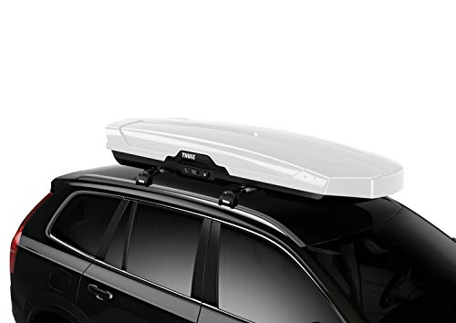 3. Thule Motion XT Rooftop Cargo Carrier