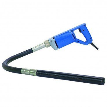 3/4 HP Concrete Vibrator 13,000 vibrations per minute ()