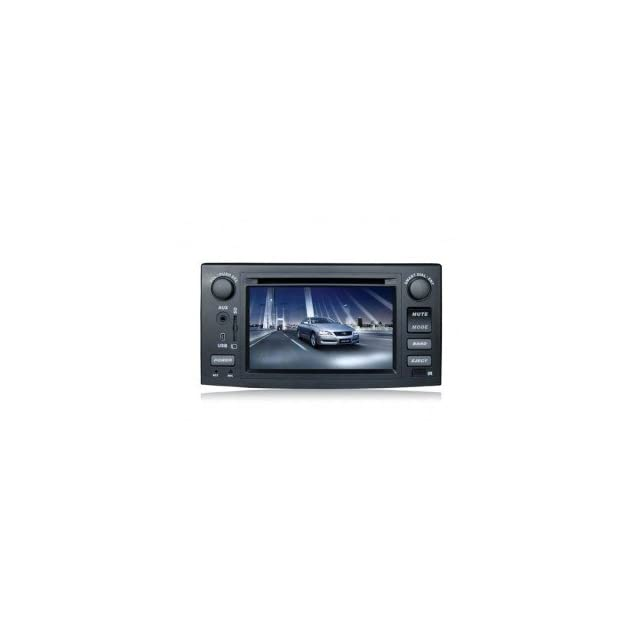 Martin Car DVD Player GPS Navigation For (2006 2010) Toyota Mark X Touchscreen Double DIN DVD Player & In Dash Navigation System