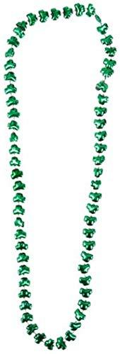 Shamrock Bead Chain 33