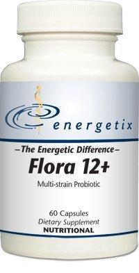 Flora 12+ - 150 Capsules by Energetix