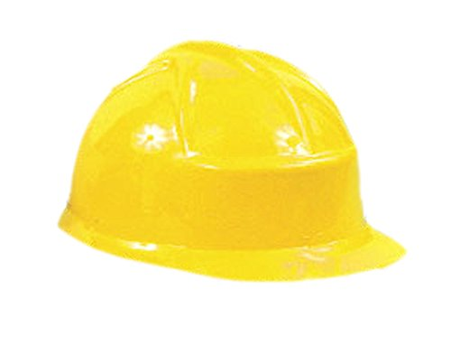 Construction Helmet Yellow Men's Theatre Costumes Sizes: One (Village People Construction Costume)